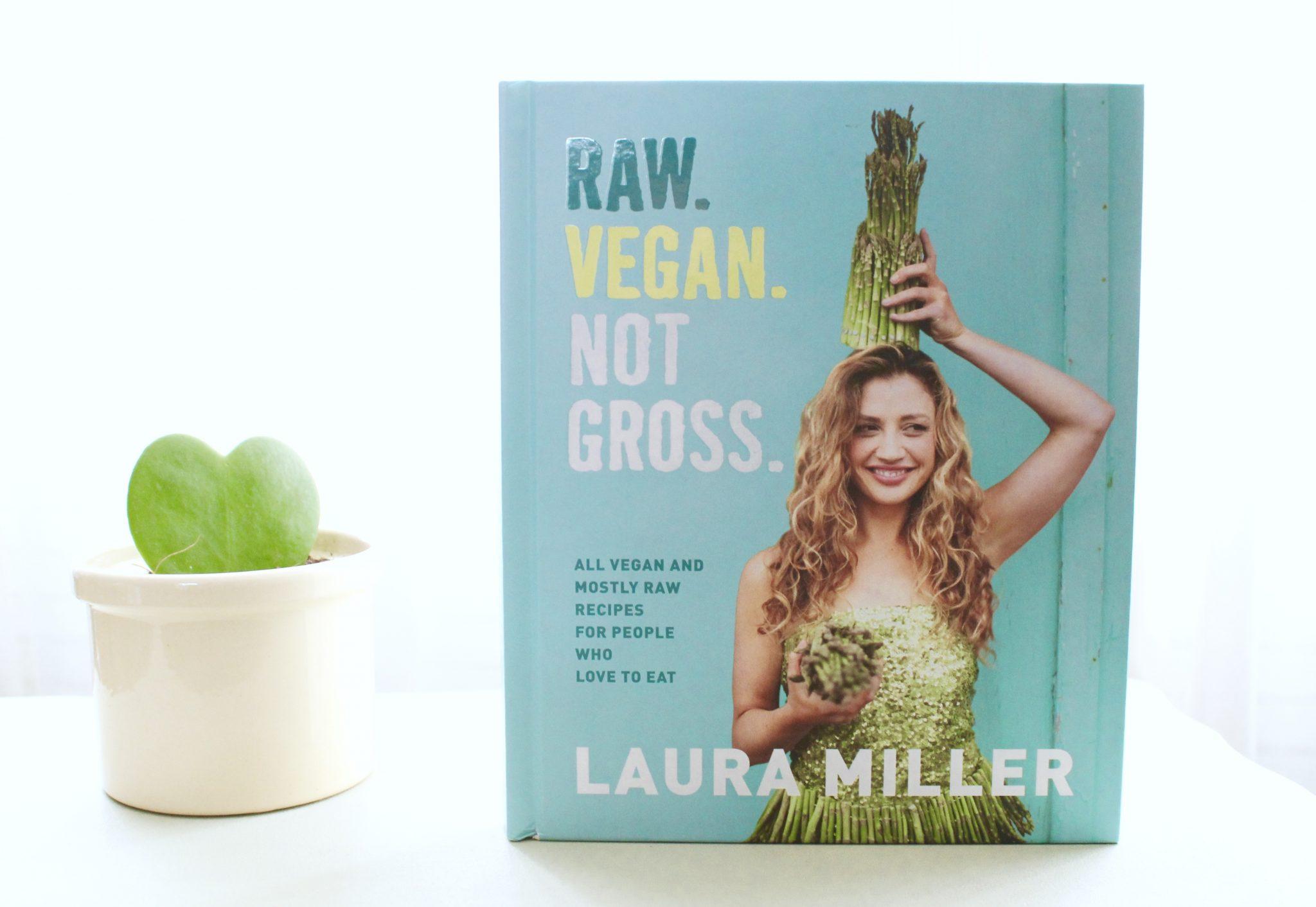 Recensie raw vegan not gross laura miller het for Vegan boek