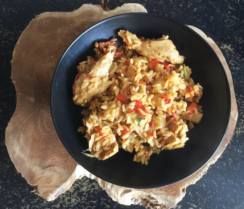 Recept | Nasi met Hollandse groente