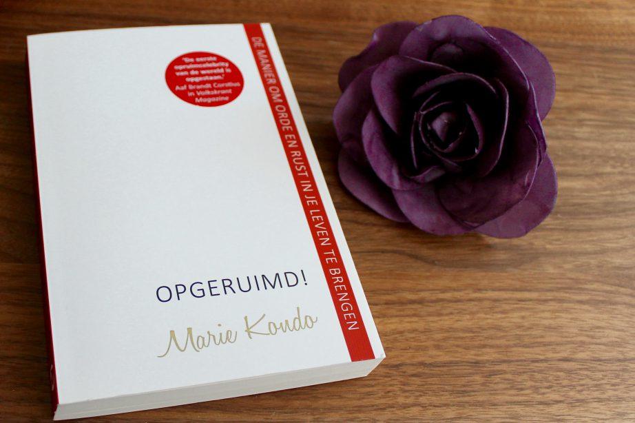 Marie Kondo – Opgeruimd!