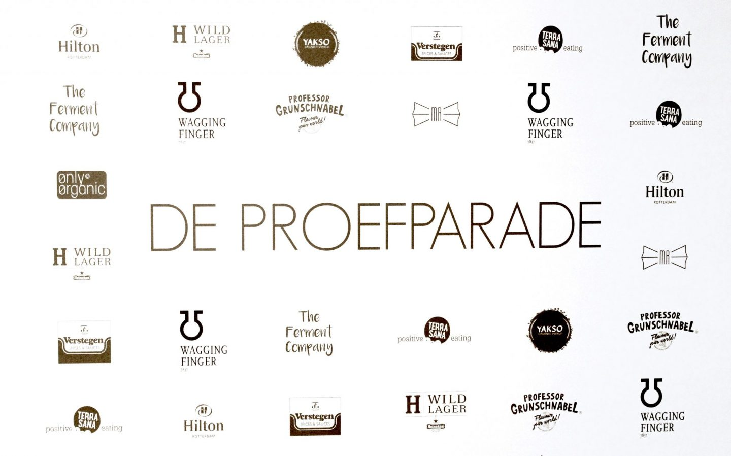 De Proefparade – Food of 2017