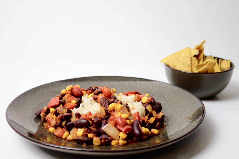 Recept   Chili sin carne