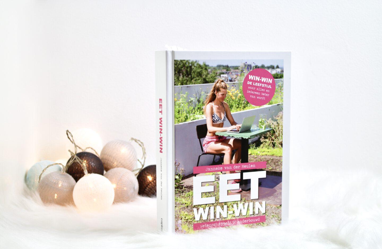 Boekrecensie | Eet win-win – Janneke van der Meulen
