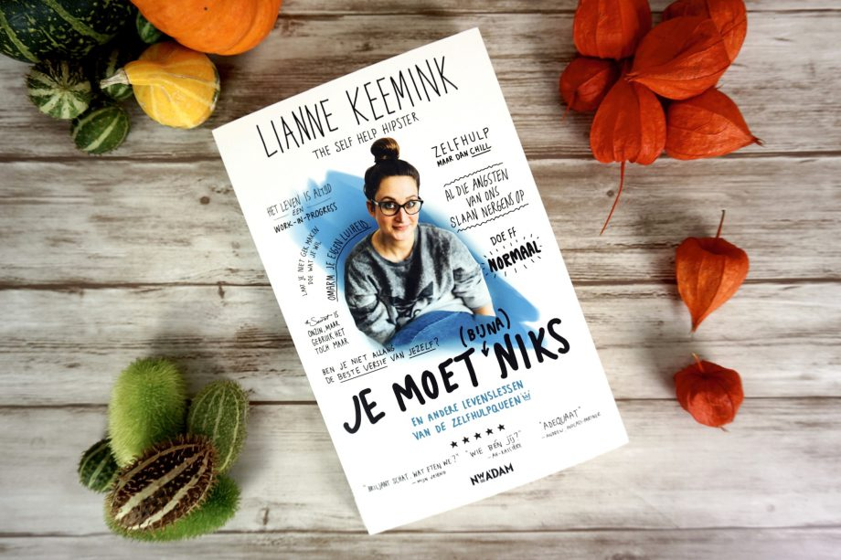 Je moet (bijna) niks - The self help hipster - Lianne Keemink