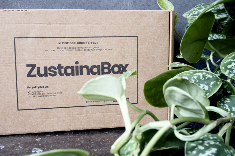 Duurzame tips en sustainable goodies – ZustainaBox #12