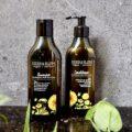 Herb en blom shampoo, herb en blom conditoner