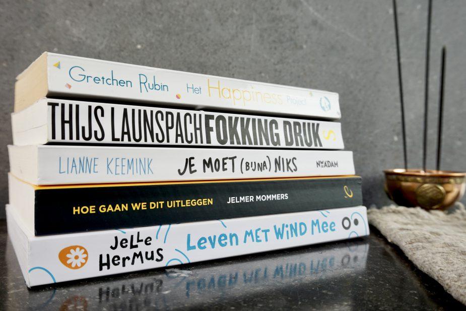 boeken die ik heb gelezen