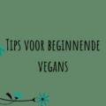 tips voor beginnende vegans
