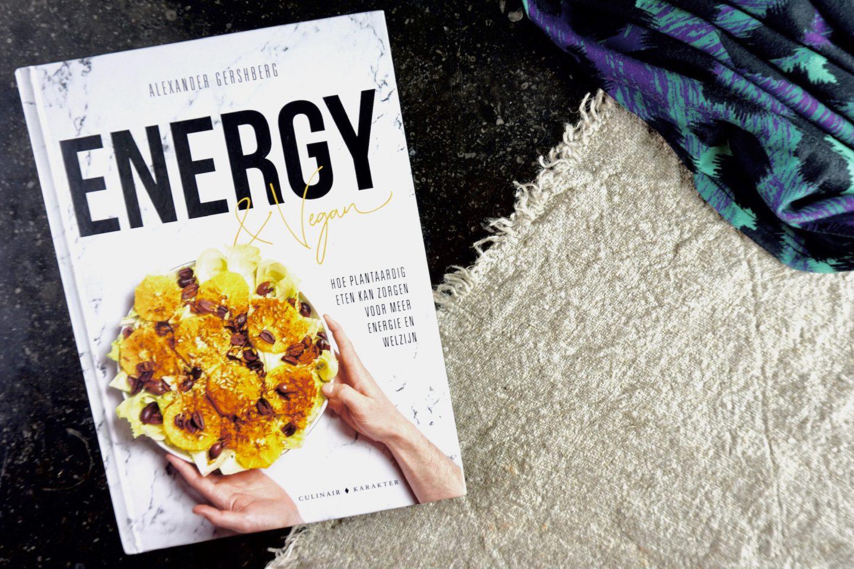 Boekrecensie | Energy & Vegan – Alexander Gershberg