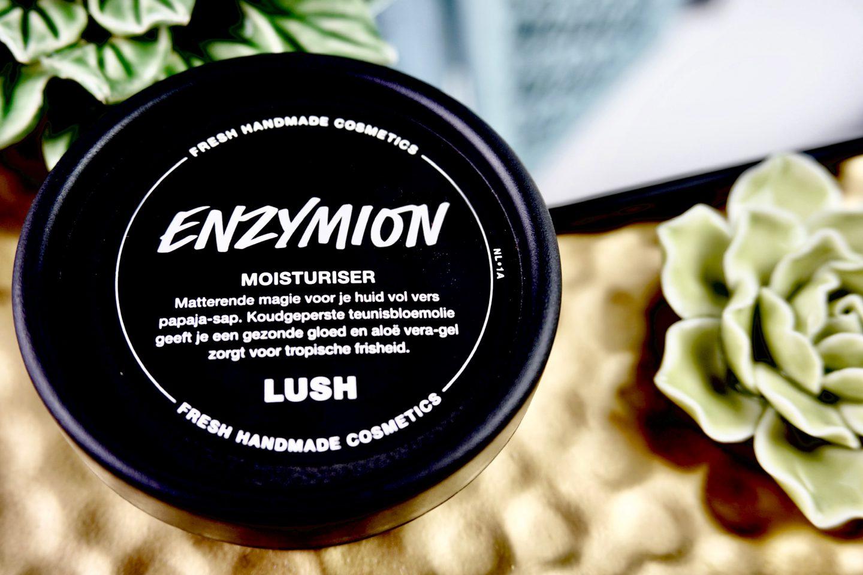 Review | Lush Enzymion Moisturiser