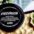 Lush enzymion Moisturiser review