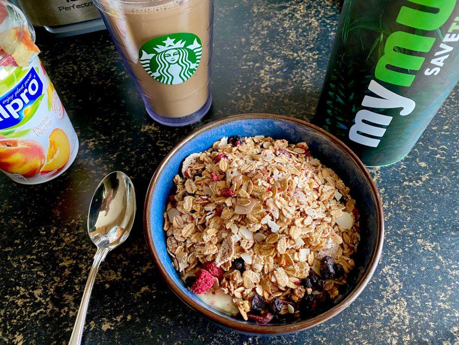 Wat ik eet op een dag 3 ontbijt