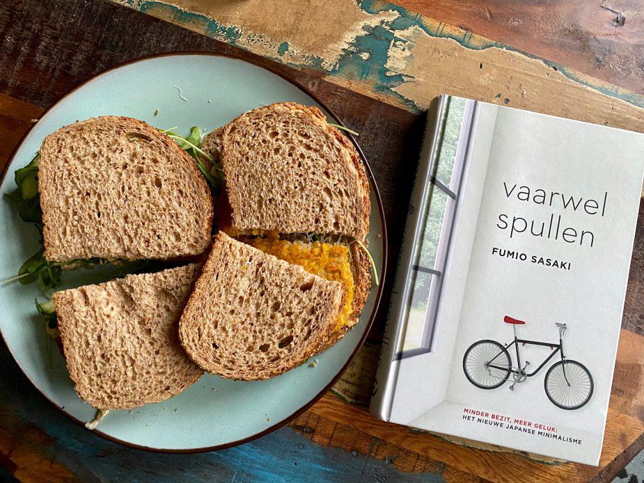 wat ik eet op een dag 6 vegan lunch