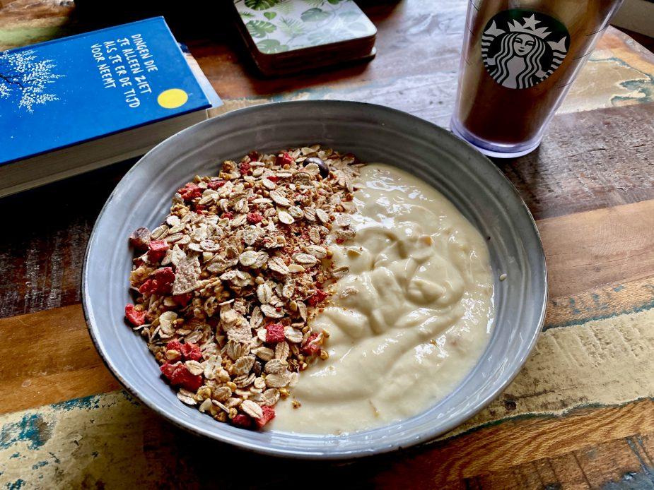 Wat ik eet op een dag 5 ontbijt