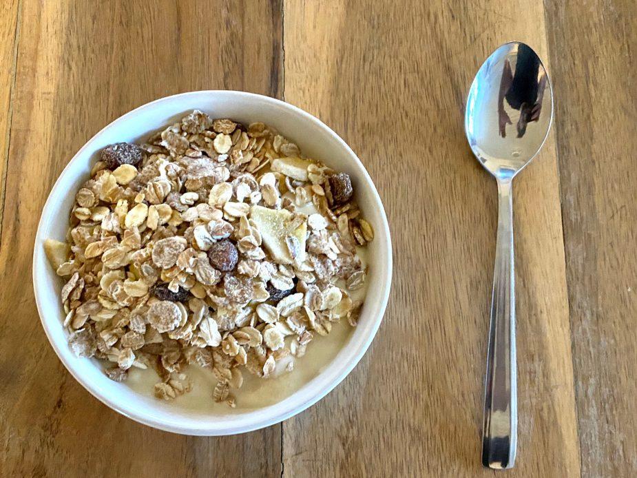wat ik eet op een dag 8 ontbijt 1