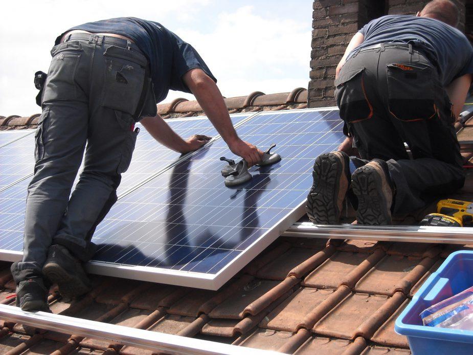 verduurzamen woning - zonnepanelen