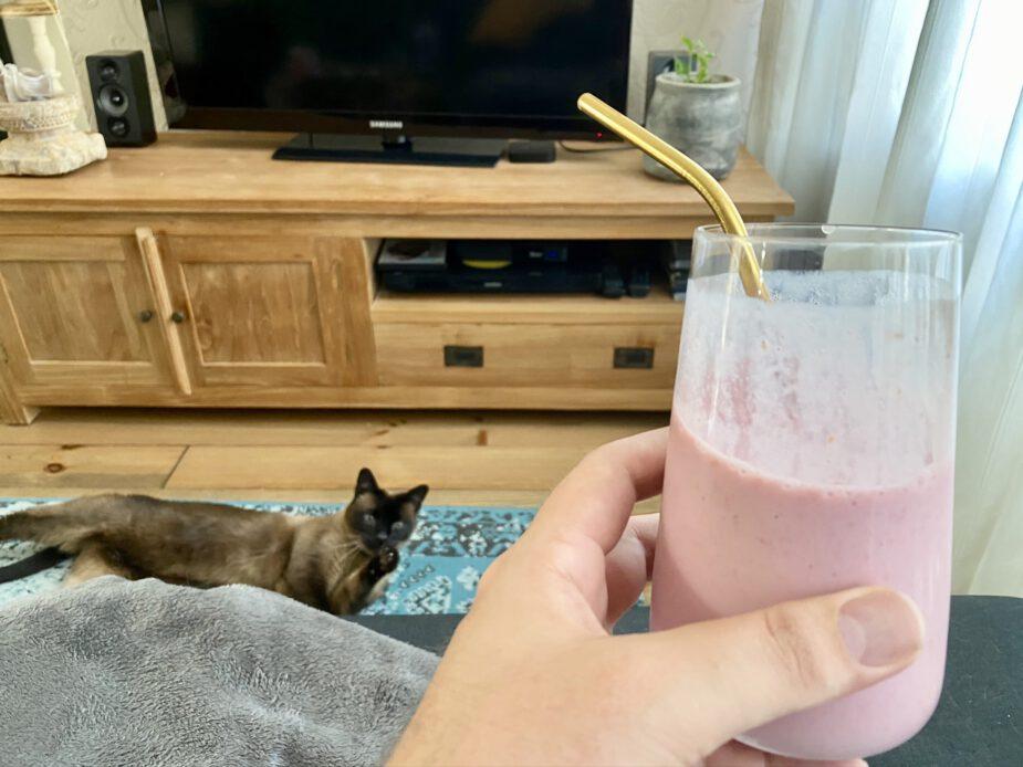 Wat ik eet op een dag 15 milkshake