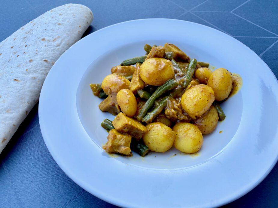 wat ik eet op een dag vegan 17 avondeten