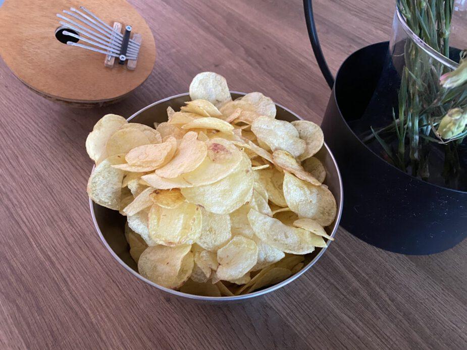 wat ik eet op een dag 24 chips