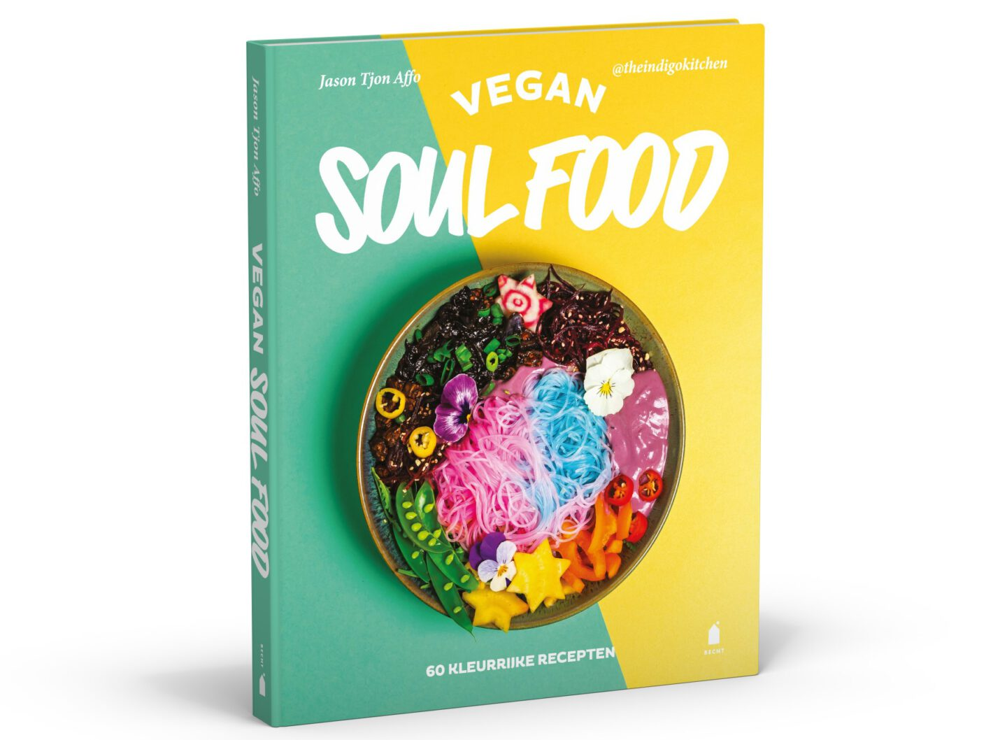 Boekrecensie | Vegan Soul Food – Jason Tjon Affo