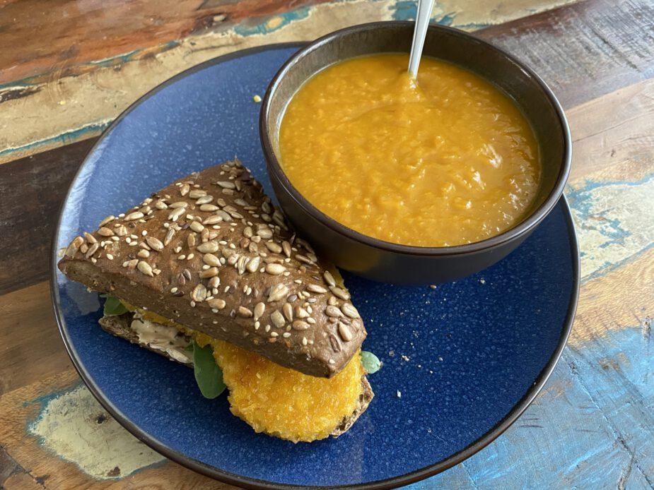 wat ik eet op een dag vegan 25 lunch