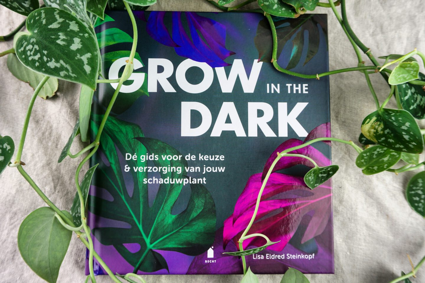 Boekrecensie | Grow in the dark – Lisa Eldred Steinkopf