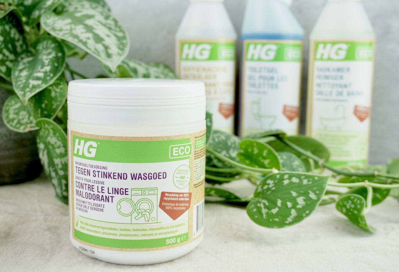 HG ECO | De nieuwe ecologische schoonmaakmiddelen van HG