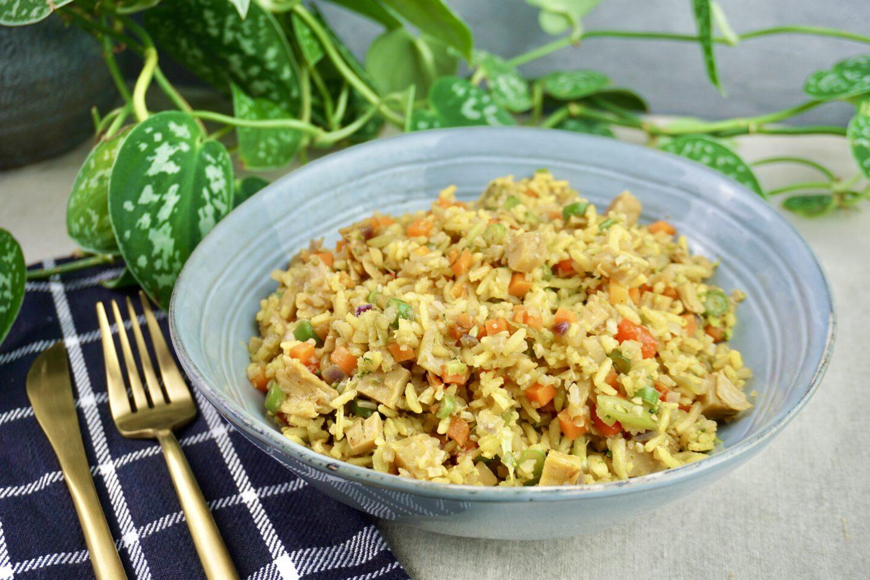 Familie recept | Vegan Nasi Goreng