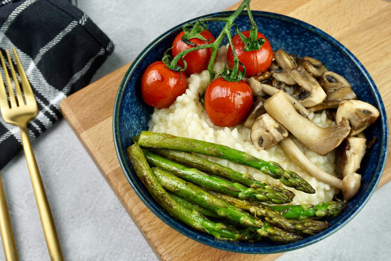 Recept | Vegan Risotto met Asperges