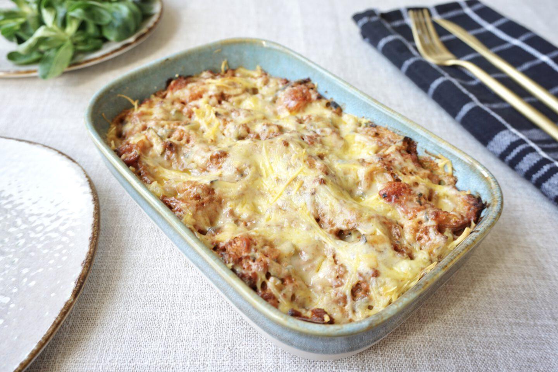 Recept | Vegan Lasagne