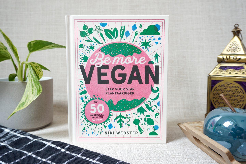 Be more vegan - boekrecensie